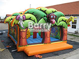 Which Is More Popular For Inflatable Castles And Inflatable Slides?
