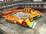 Is the business of children's inflatable obstacle course business good?