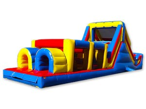 cheap price inflatable obstacle course equipment adult obstacle course for sale BY-OC-002