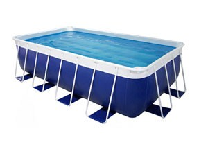 Rectangular Metal Frame Swimming Pool BY-SP-015