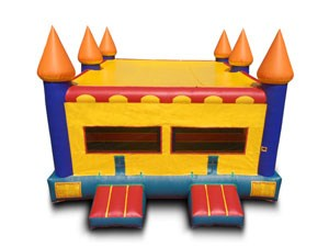 kids inflatable bounce house playground BY-BH-016
