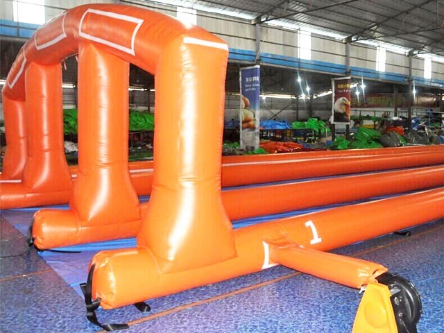 Custom 1000 ft Slip N Slide Inflatable Slide The City BY-STC-004
