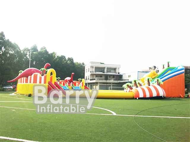 Large Dinosaur Amusement Park Games Factory China BY-AWP-037