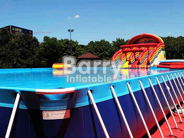 Rainbow Above Ground Swimming Pool BY-SP-003
