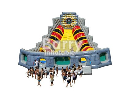 China factory water slides for sale , inflatable water slide giant BY-WS-001