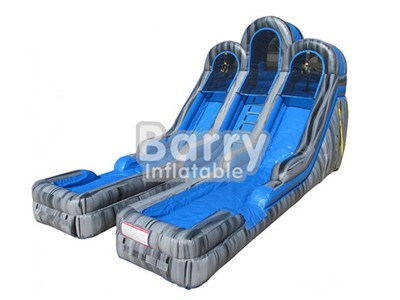 PVC Tarpaulin Adult Size Commercial Grade Water Slides For Sale BY-WS-019