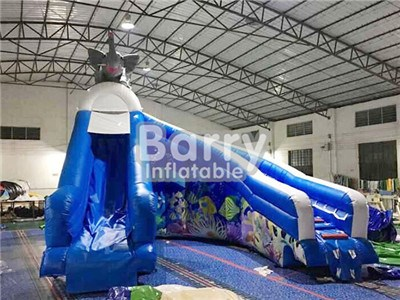 Elephant inflatable water slide for pool manufacturers prices BY-WS-027