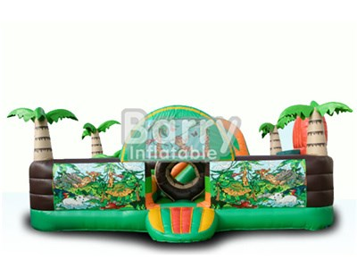 Jungle Toddler Unit,Playground Inflatables From China Factory BY-IP-002