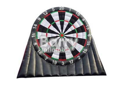 2017 hot sale inflatable foot darts for sale/inflatable dart game/inflatable soccer darts BY-IS-027
