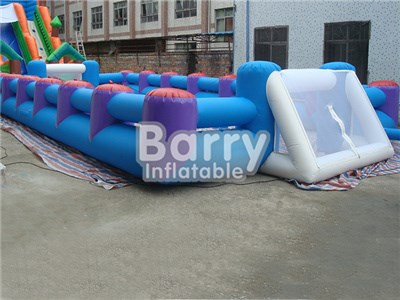 Good price new inflatable soccer field for sale/inflatable water soccer court BY-IS-031