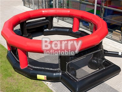 Hot Selling Inflatable Football Field,Football Stadium, Inflatable Soccer Stadium For Adults BY-IS-034