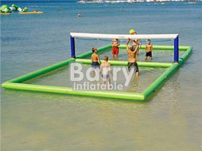 Outdoor Wibit Customized Inflatable Water Volleyball Court Price China  BY-IS-003