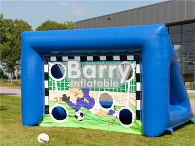 Outdoor Portable Inflatable Football Soccer Goal,Inflatable Soccer Goal PriceBY-IS-018