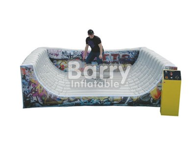 Best Inflatable Mechanical Surfboard Inflatable Surfboard,Surfing Simulator BY-IS-060