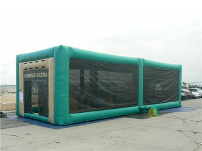 Combat area,inflatable paintball arena,inflatable paintball shooting range price BY-IS-067