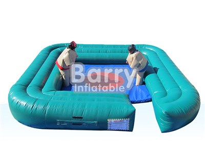Commercial Inflatable Sumo Wrestling Suit With Sumo Mat Make In China BY-IS-011