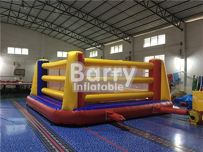 Customized Size And Color Small Inflatable Boxing Ring For Kids,Thai Boxing Ring China BY-IS-017