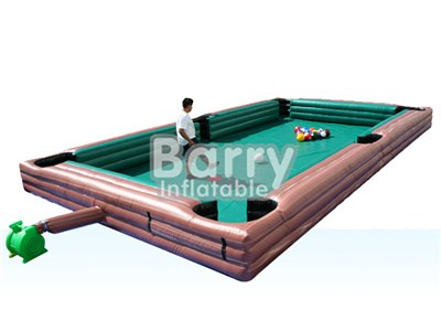 Commercial Grade Human Billiard,Snooker Ball Field,Table Inflatable Price BY-IS-022