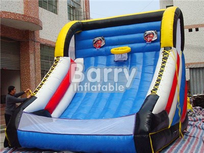 Customized Inflatable Basketball Shoot Toy,Basket Shoot,Inflatable Basketball Game BY-IG-015