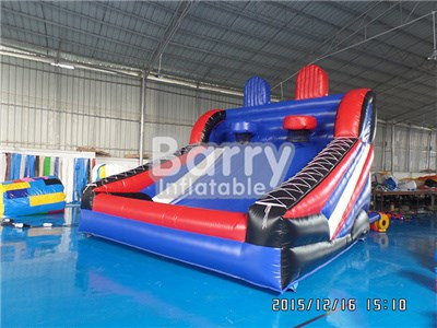 Giant Inflatable Basketball Shoot, Portable Children And Adult Inflatable Basketball Shooting Game For Sale BY-IG-002