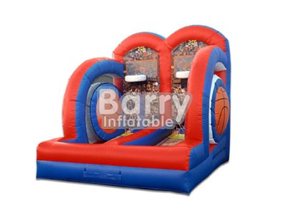China supplier inflatable basketball game,inflatable basketball hoop for sale BY-IG-019