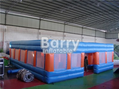 Factory price custom inflatable adult and kids maze for sale BY-IG-033