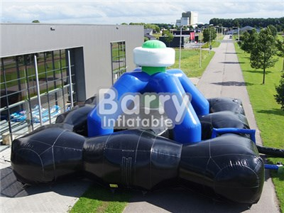 China Inflatable Laser Tag Dome,Laser Tag Inflatable Laser Maze Factory BY-IG-007