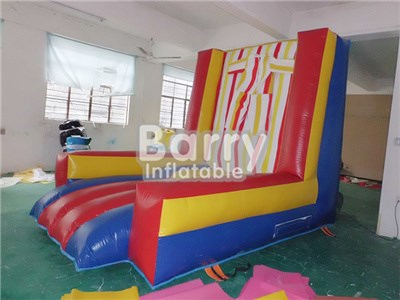 Hot Sale Inflatable Velcro Wall, Inflatable Sticky Velcro Wall Games With Suit  BY-IG-039