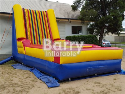 China Inflatable Velcro Wall for party, Entertainment Inflatable Sticky Wall for sale BY-IG-008