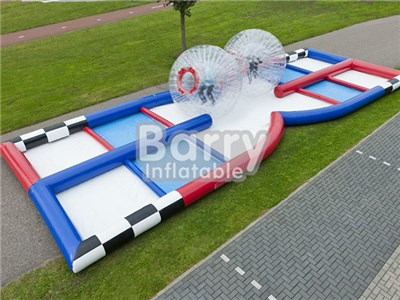 Customize Cheap Price Zorb Bubble Ball Inflatable Race Track For Sale BY-IG-013