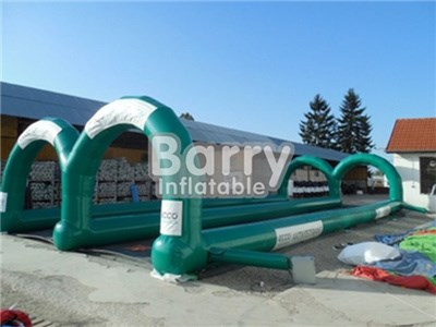 Dog Agility Track/ Inflatable Karting Track/ Inflatable Race Track For Sale BY-IG-049