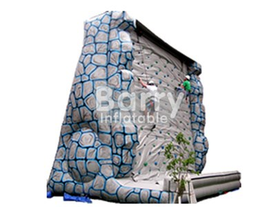 Big Inflatable Wall For Climbing,Outdoor/Indoor Rock Climbing Wall Price  BY-IG-059