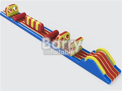 Medieval Inflatable Water Obstcle Course/ Inflatable Fun Aqua Run Price BY-AR-018