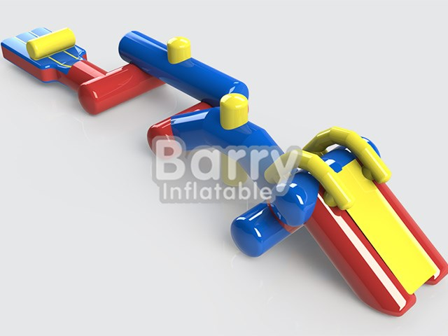 Quality Assurance Inflatable Water Obstacle Course,Inflatable Pool Obstacle BY-AR-006
