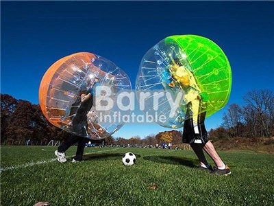 PVC/TPU Material Bumper Ball,Human Inflatable Bumper Bubble Balls For Kids BY-Ball-001