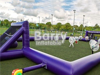 Customized Inflatable Bumper Ball For Soccer Field ,Inflatable Body Bumper Ball For Adult BY-Ball-004