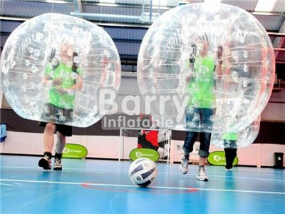 Customized Adult Size Body Bumper Ball,Soccer Bubble / Bubble Ball Supplier China BY-Ball-015