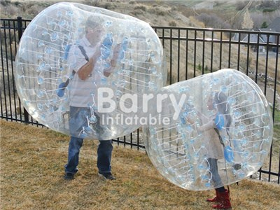 Inflatable toys bumper ball soccer bubble , human hamster ball for sale BY-Ball-006