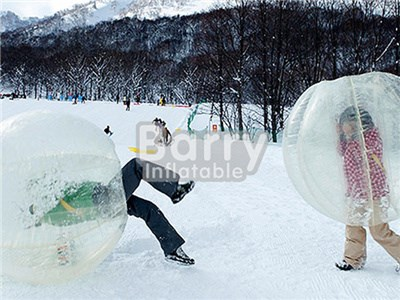 Cheap Bumper Ball Inflatable Ball / Bubble Soccer / Inflatable Ball Suit In The Snow BY-Ball-017