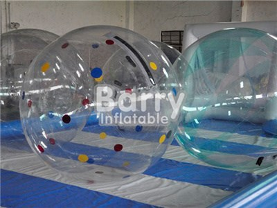 China Walking Ball Sport Colorful Inflatable Floating Water Walking Ball Price BY-Ball-026
