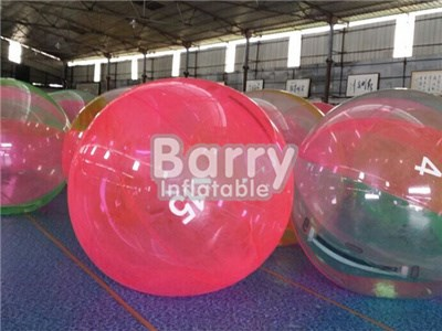 Hot Sale Full Color Inflatable Water Ball/Water Walking Balls Made In China BY-Ball-027