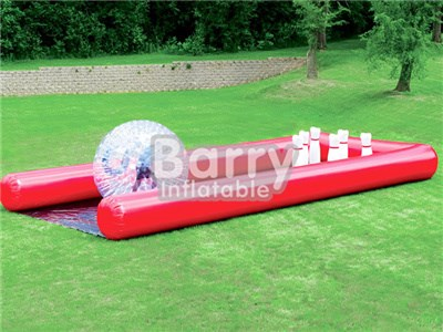 Good Quality Bumper,Bubble Soccer Football,Body Zorb Ball For Bowling Game BY-Ball-034