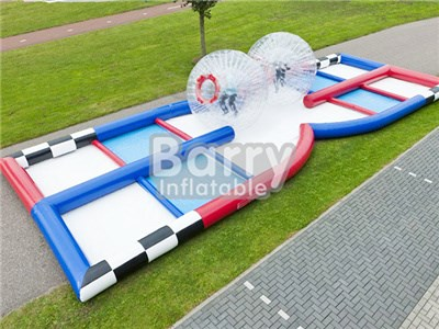 Exciting Price TPU/PVC Cheap Inflatable Zorb Ball For Sports Game BY-Ball-036