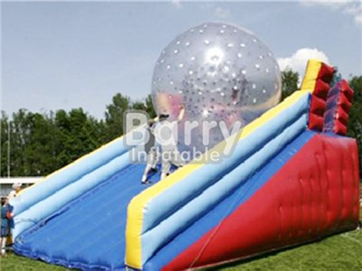 Inflatables Outdoor Games Wholesale Price Giant Inflatable Zorb Ball With Track BY-Ball-037
