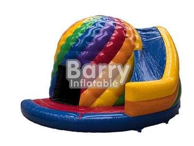 China Factory Make Music Disco Inflatable Bounce For Sale BY-BH-034