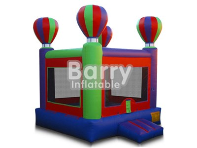 China Factory Balloon Inflatable Bounce Houses For Sale On Clearance BY-BH-018