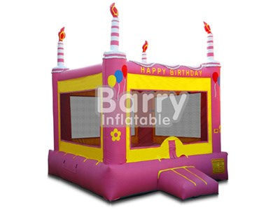 China Supplier Children Small Inflatable Bounce House For Birthday party BY-BH-019