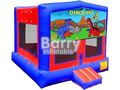 China Inflatable Bounce House With Different Pannel Manufacturers BY-BH-008