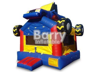 Wholesale price car/plane inflatable bouncers for sale commercial BY-BH-001