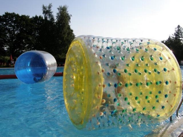 Original manufacturer inflatable pool inflatable inflatable water roller price BY-WT-007